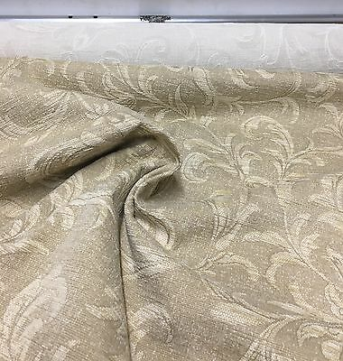 SUPER LUXURIOUS CHENILLE UPHOLSTERY FABRIC 5.8 METRES
