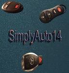 SimplyAuto Keyless Remotes