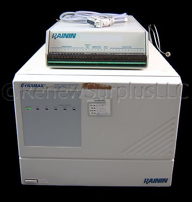 Rainin Dynamax Diode Array Detector Pda-1 With Rainin Control Interface Module