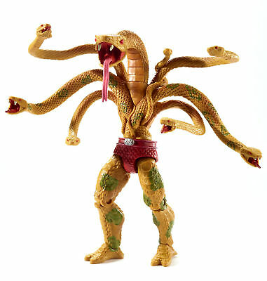 MASTERS OF THE UNIVERSE SERPENTINE KING HSSSS FIGURE - MOTU