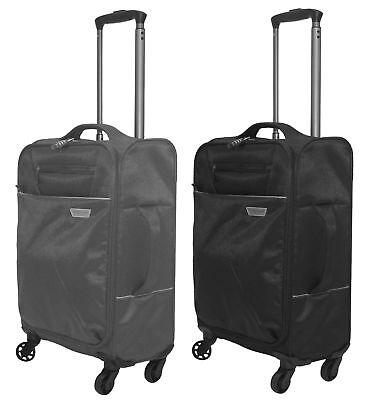28L Handgepäck Trolley ultra leicht Business Boardcase Koffer Reisekoffer Tasche - Leichtes Gepäck