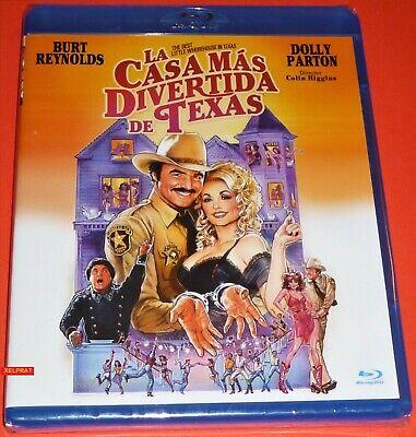 LA CASA MAS DIVERTIDA DE TEXAS / The Best Little Whorehouse in...