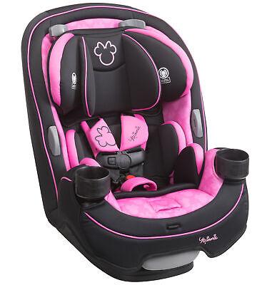 Silla de Seguridad Para Carro Coche Bebes Ninas Comoda Porta Vaso 2-45 kg Minnie