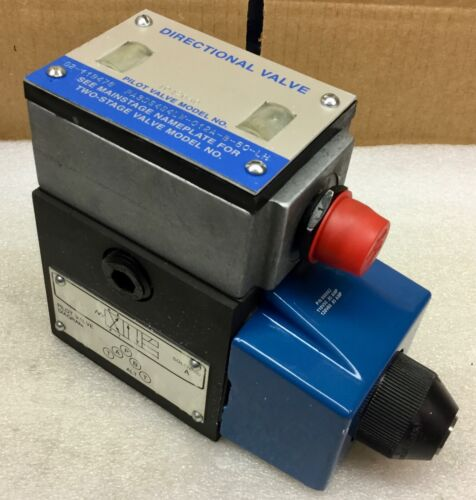 VICKERS PA3DG4S4LW-012A-B-60-LH DIRECTIONAL CONTROL VALVE 02-119478 NEW NO BOX