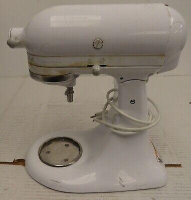 Kitchen Aid Ultra Power 300 Watt Stand Mixer KSM90WW. Mixer Only   (2E6.31.JK)