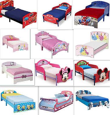 Disney Kinderbett Auswahl Cars Frozen Minion Kinderzimmer Mädchen - Minions Disney