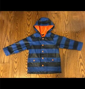 Raincoat  size 2T Lined Interior
