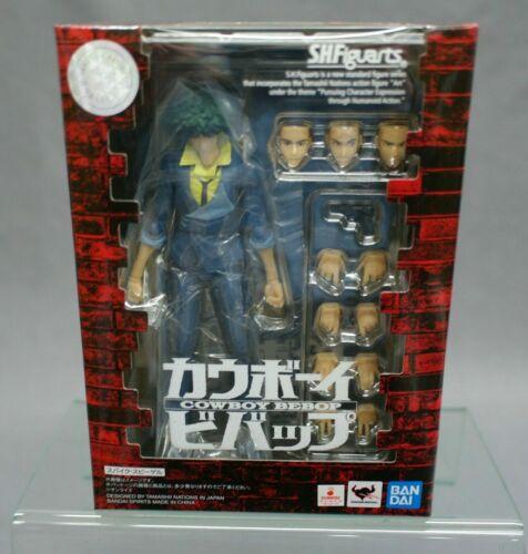 S.H.Figures Cowboy Bebop Spike Spiegel Figure Figurine BANDAI