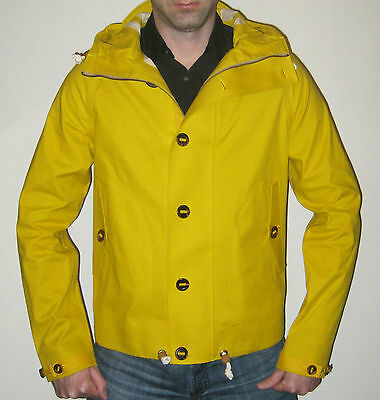Ralph Lauren Polo Yellow Rain Jacket - Size Small - $495 MSRP