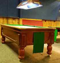 Pool Table Coin Operated 7ft / Snooker / 8 Ball / Billiards Gladstone Park Hume Area Preview