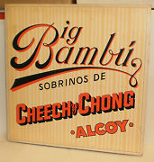 Cheech and Chong Big Bambu