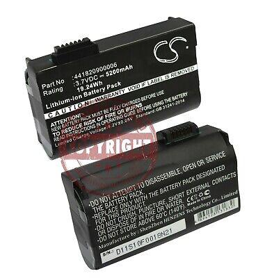 New Battery For Topcon Fc-236sokkia Shc236getec 236 Data Collectorsurveying