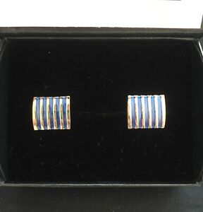 Cuff Links and Tie Bars