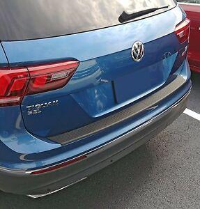 REAR BUMPER PROTECTIVE Trim Molding SCRATCH Guard For: VW TIGUAN 2018-2020