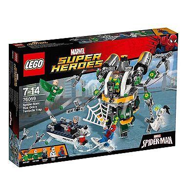 Neu /& OVP 76048 U-Boot Überfall von Iron Skull LEGO Marvel Super Heroes