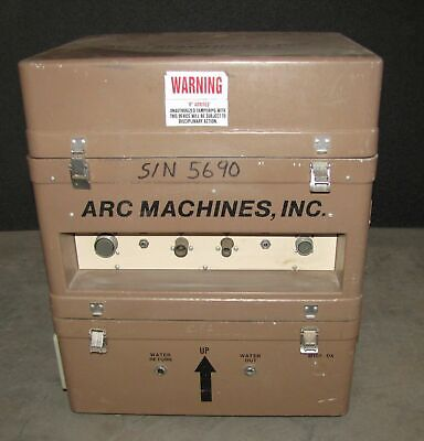 Arc Machines Model 107-4a Orbital Tube Welder W 107-cw 2760