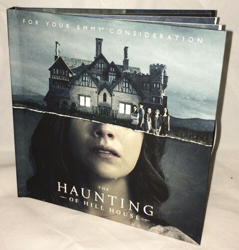 The Haunting Of Hill House Complete Season 1 DVD FYC 2019 Emmy Netflix RARE NEW!