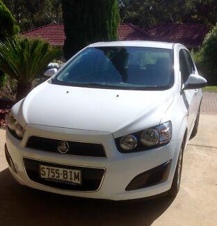 Barina Car 2015 Holden Hatchback 1.6
