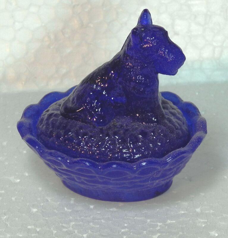 Boyd Glass Scottie Salt Olympic Blue