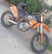 Dirt Bike 4 Sale St Marys Penrith Area Preview