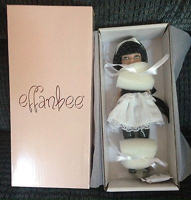 "NIB Effanbee Tonner PATSYETTE SWEET & SIMPLE DRESSED DOLL 8""Tiny Betsy Body NRFB"