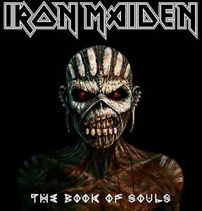 Iron Maiden - The Book Of Souls - New Triple Vinyl LP - Pre Order - 4th Sept
