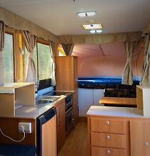 Jayco Swan Outback 2010 Samson Fremantle Area Preview