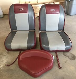 Lund seats and Bump seat