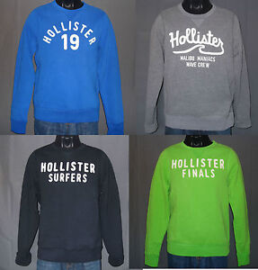 Hollister-by-Abercrombie-Mens-EMERALD-COVE-Hoodie-Sweatshirt