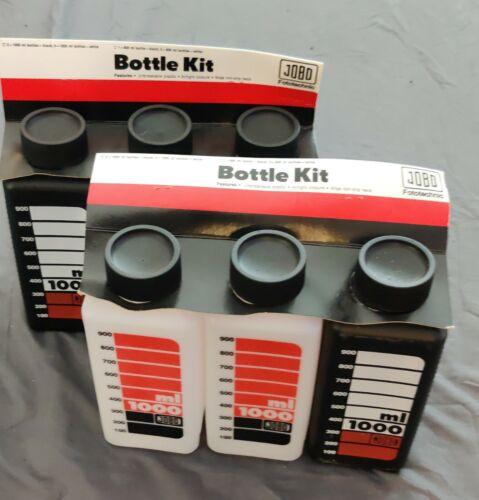 Jobo NEW 1000 ml Bottle Kit
