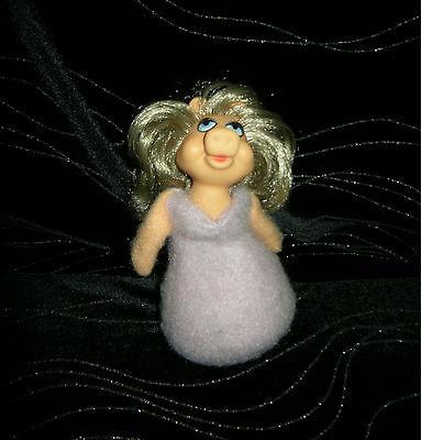 "Vintage Miss Piggy 7"" Fisher Price Jim Henson Muppet Doll, 867"