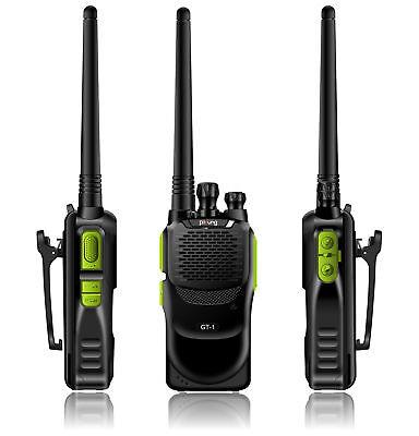 Baofeng GT-1 5W 400-470MHz 70CM FM 2xBand + Lautsprecher Walkie Talkie Funkgerät