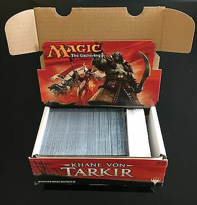 Magic The Gathering - Khans of Tarkir - Khane von Tarkir Full Set *DEUTSCH*