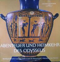 Lp Avventura E Ritorno Della Odysseus - Bernhard Minetti Legge Odissea V. Homer -  - ebay.it