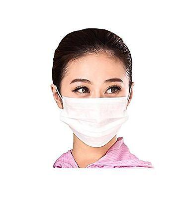 Stonges 50 Pcs Surgical Masks Disposable Earloop Procedure Mask Dust& Filter ...