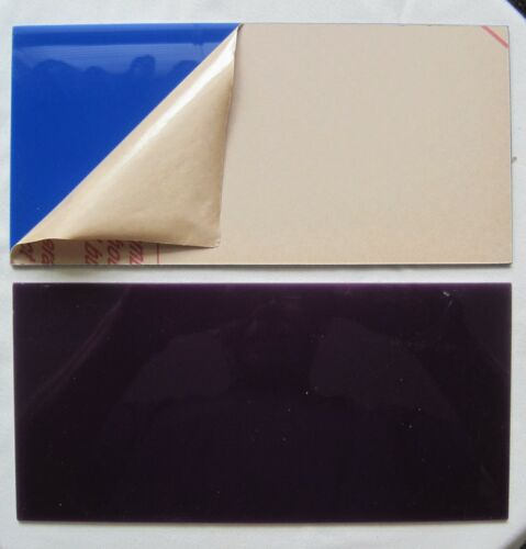 TWO WALLPAPER SMOOTHER SWEEP TOOLS & Trim Guides Paperhanging tool, BLUE&PURPLE