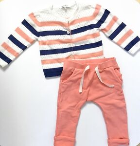 NOPPIES Cardigan & Pants Outfit Set (12)