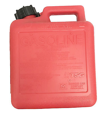 Midwest Can 1200 Gas Can - 1 Gallon Capacity New