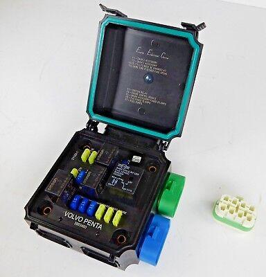 Volvo Penta Fuse Box 3863460 / 3808318 - Fusebox, Fuses and Relays