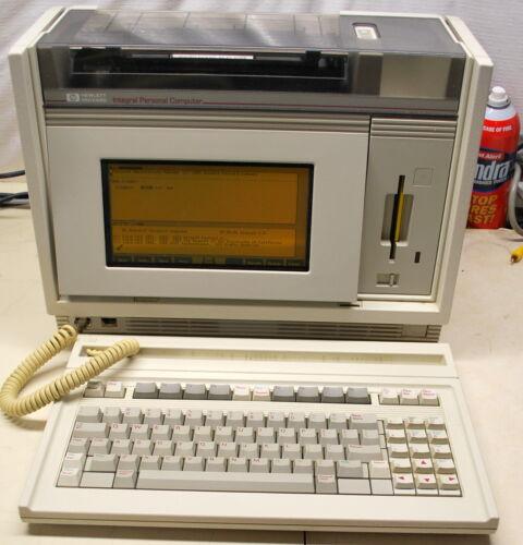 Rare Hewlett Packard Integral Computer  ! (Will Ship WorldWide)