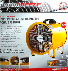 Industrial-Power-Jet-Fan-520-Watts-300mm-Portable