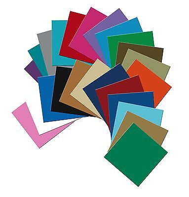 ORACAL 631 10 Rolls12 inches x 10 feet Adhesive Vinyl 60 Colors to Choose From