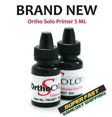 Ortho Solo Universal Bond Enhancer Sds Ormco 5 Ml Dental Adhesive Orthodontic
