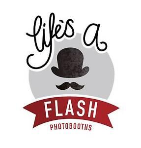 Life's a Flash Photobooths Bundall Gold Coast City Preview