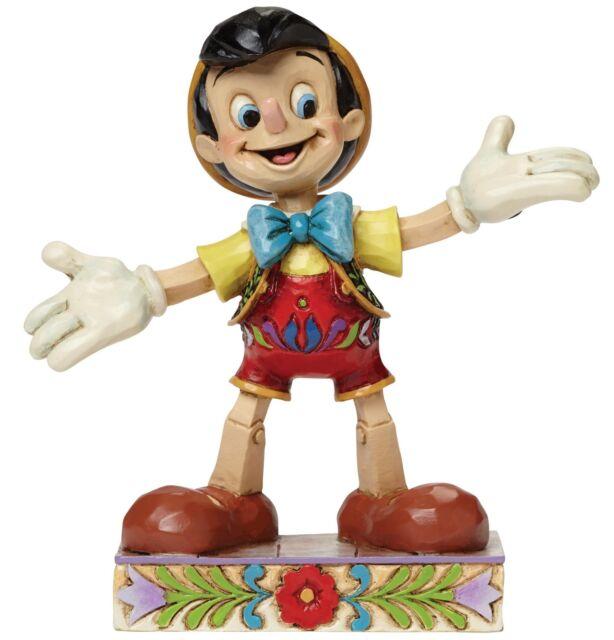 Disney Traditions Shore Got No Strings Pinocchio Figurine Ornament 10cm 4045249