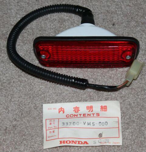 NOS Honda Taillight Assembly 1984 TRX200 33700-VM5-000 TRX 200 New BIN M