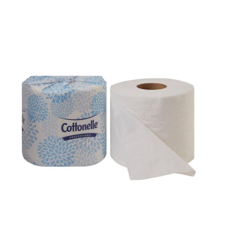 Kleenex Cottonelle 2-Ply Toilet Tissue Paper Rolls White 60 Rolls 17713