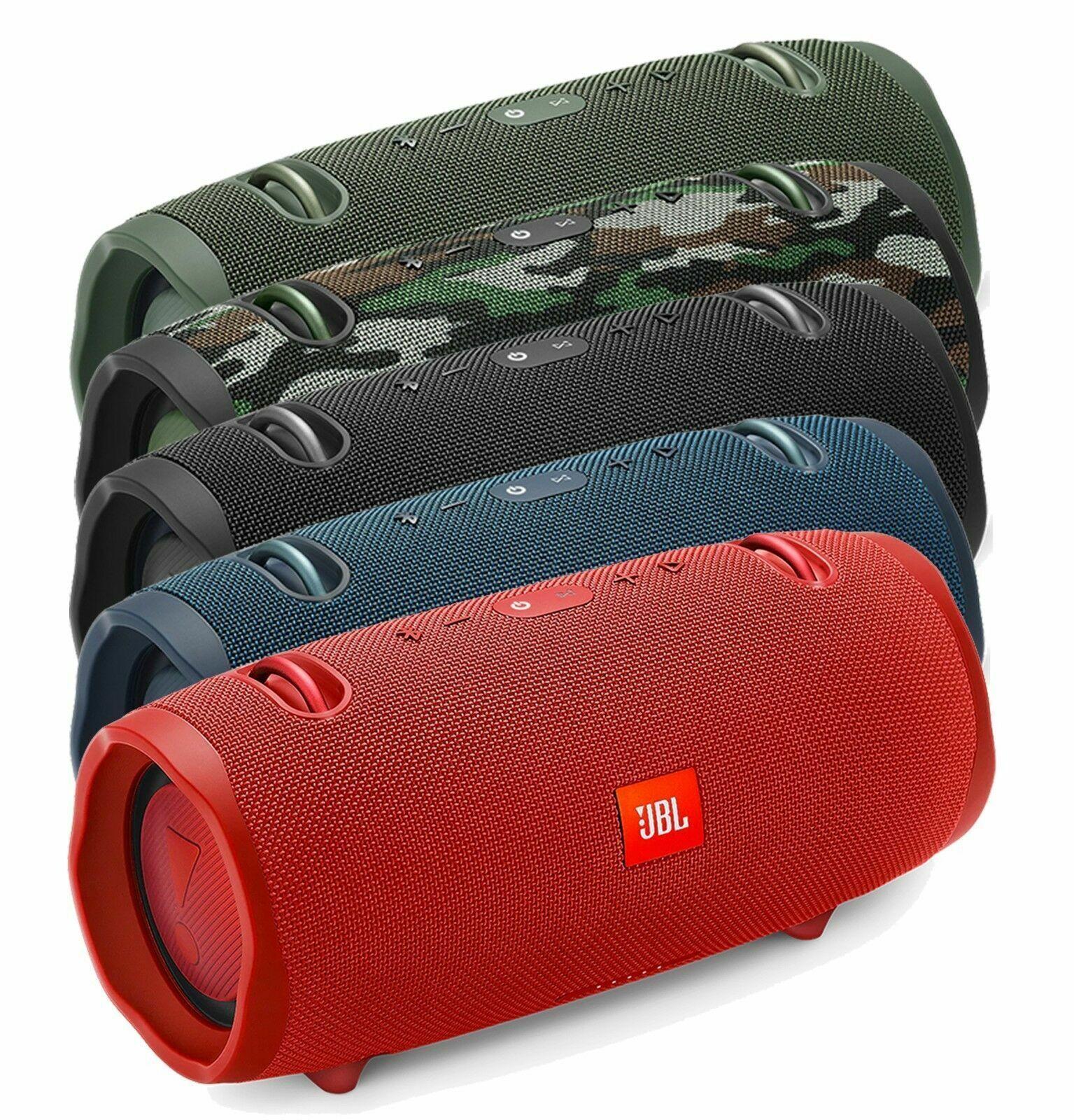 JBL Xtreme2 Wireless Portable Bluetooth Stereo Speaker Black
