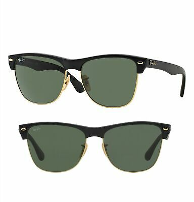 Ray-Ban RB4175 Clubmaster Square Oversized Sunglasses (Ray Ban Oversized Wayfarers)