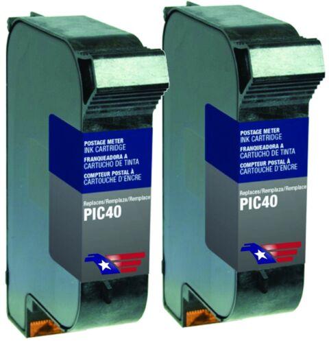FP PIC40 High Capacity Postbase Ink Cartridge Set. #58.0052.3028.00